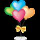 Композиции и букеты из воздушных шаров