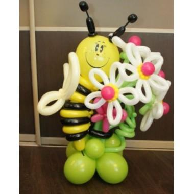 Пчелка на букете (предварительный заказ)