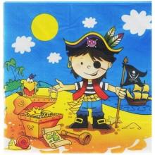 Скатерть п/э Маленький пират