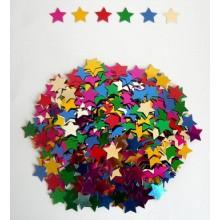 конфетти звезды ассорти