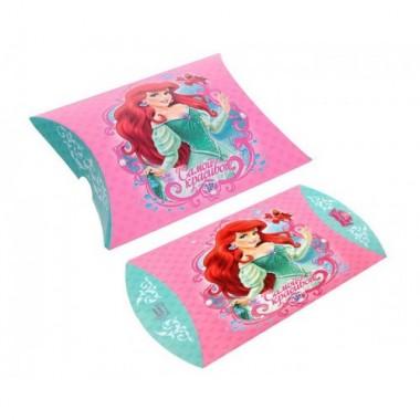 """Коробка-подушка """"Принцессы. Самой красивой"""" 14*14*4см"""