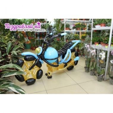 Мотоцикл большой (предварительный заказ)