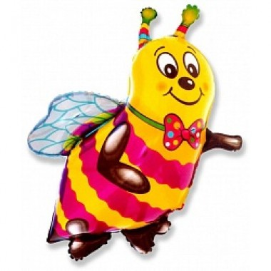 "Шар с гелием (99 см) ""Пчела"""