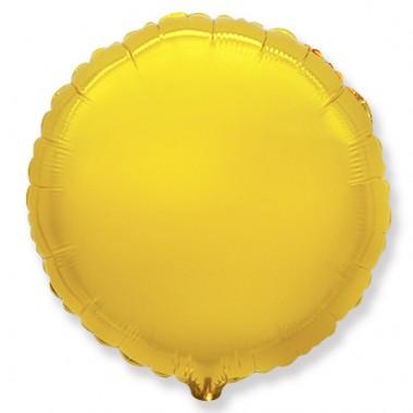 "Круг Золото 18"" (48 см) (Rnd Gold Flex Metal)"