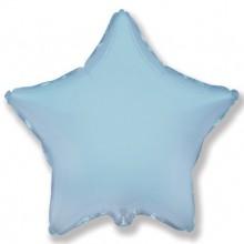 """Звезда Светло-Голубой 18"""" (48 см)"""
