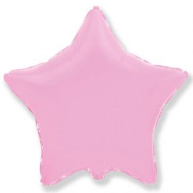 "Звезда Розовый 18"" (48 см) (Star pink baby)"